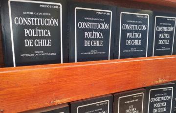cambio constitución capítulo xv