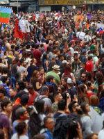 manifestación estallido social