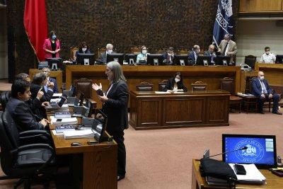 Senado aprueba postergación del plebiscito